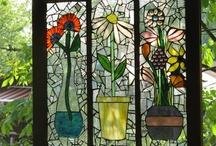 Marvelous Mosaic Windows / by Connie Stout