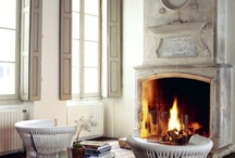 Put Another Log on the Fire / by DTM Interiors ~designed to move~