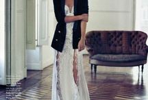 Fashion / bohemian, slouchy, lace, leather, & cut outs / by Lauren Williams