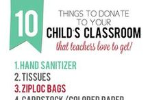 Kids: Back to School / by Simply Designing {Ashley Phipps}