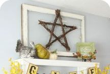 Decorate :: Horizontal Spaces / by Simply Designing {Ashley Phipps}