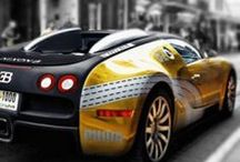 Sport & Super Cars / by Haute Today