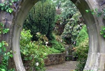 Beautiful outdoor Places and spaces / From entryways  to courtyards and beyond / by Denise Thompson