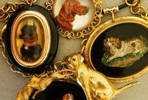 Collecting / Vintage and Antique Dog and Horse collectibles and other curiosities, things I actually collect and look for at flea markets and antique stores / by Denise Thompson