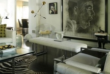 Mid Century Madness / I'm totally obsessed with mid century modern decor.  / by Handbag Report