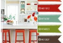 Decorate :: Kitchen / The kitchen is the heart of the home. Find your style and create a beautiful place for family and friends to enjoy your delicious food. / by Simply Designing {Ashley Phipps}