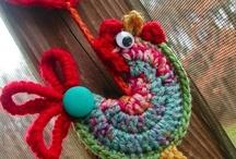 Crochet patterns  / by Eileen Lorich