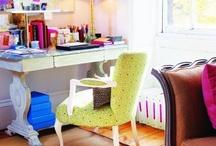 Inspiring Workspaces / by Handbag Report