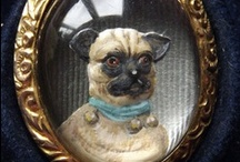 Antique/Vintage DOGS- 3 / I love collecting old dogs!! / by Denise Thompson