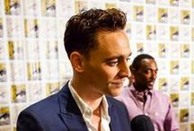 Tom Hiddleston <3 / by Kerstin Toro