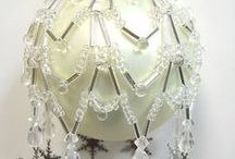 Beaded Ornaments / by Valerie Hartley-Moore