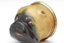 Antique/ Vintage DOGS  4 / by Denise Thompson
