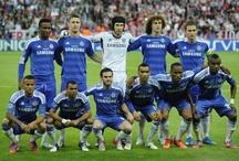 Chelsea Football Club / by Maggie O'Shea