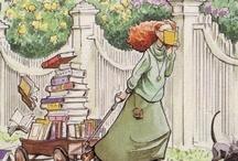 library / by Deborah Parsons