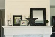 Mantels / by Michelle Brady