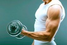 Build Muscle / by Men's Fitness