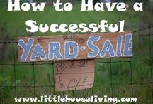 Tips: Garage Sale & Moving / by Michelle Braun