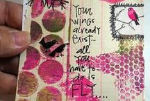art journals  / by Lindsay Fowler