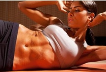 Exercise: Abs & Waist / by Michelle Braun