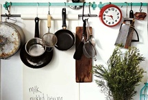 lovely kitchens / by La casa sin tiempo