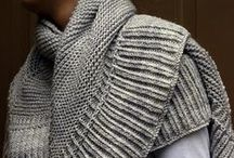 Knitted Shawls and Wraps / by Maureen Smith (Tierney)