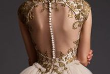 {Gorgeous Gowns and Dresses} / by Shandy Burton ♞ Morgan de Grey