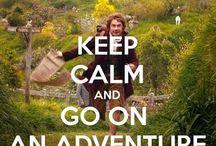 Adventure is THE ..::Dream::.. / by Alyssa Follo