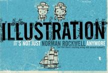Design ~ illustration / by Maranda - Maraby Designs