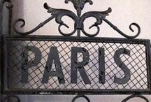 All things Paris / by Claire Kruger
