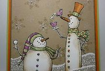 Snowman Magic / by Patsy Tyrrell-Johnson