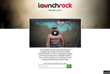 Video Theme Pages / Landing Page Designs built and launched with the #LaunchRock Video Theme. / by LaunchRock