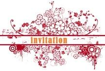 Design ~ invitations / by Maranda - Maraby Designs