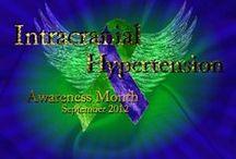 Pseudotumor Cerebri / Intracranial Hypertension / by Ashley Koester
