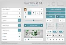 UI/UX Design / by Victor Martinez