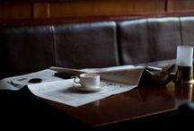 Coffee Culture / I make coffee as a barista, drink coffee, and love coffee. Coffee makes my world go round. / by Caroline