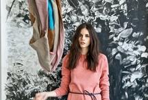fall & winter fashion / by danielle de lange