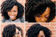 Natural Hair / by Tracey Phillips