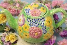 TeAPoTs / by Vintage Mama