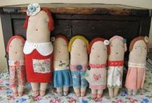 PLuSHiEs 'N SoFTiEs / by VinTaGe MaMa
