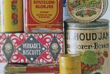 TiNs / Does anyone know a good way to clean old tins? I have had a problem with whatever way I clean them, the print fades or comes off alltogether, but I do not like them to be grubby... Many Thanks! / by VinTaGe MaMa