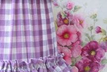 GiNGHaM LoVE / by Vintage Mama