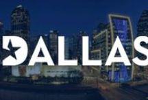 Downtown Dallas / by Melanie Bondy