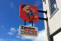 Denton, Texas / by Melanie Bondy