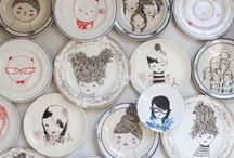 coolest ceramics ever / by Beth Barrington