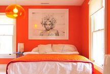 bedrooms / by Beth Barrington