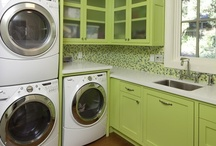 laundry room / by Beth Barrington