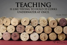 Teaching / Pins for teachers, like me!  / by Kristina Plattner