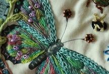 Embroidery / by Zuzka Boruvka
