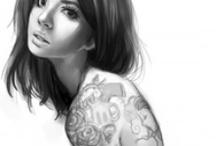 Tattoo / by Katya Zubko