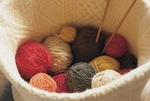 knitting / by Zuzka Boruvka